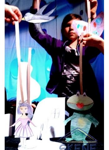Warsztaty teatralno-plastyczne dla dzieci