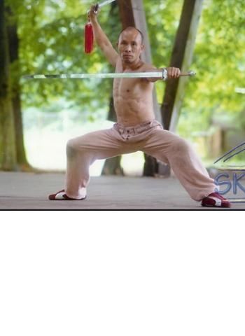 Mistrz Nam  Pokaz sztuk walki  kung fu Wu Shu